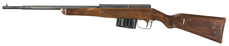 Немецкое оружие: оружие фольксштурма