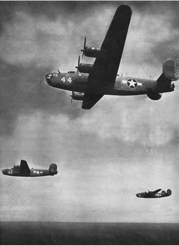 Consolidated B-24 Liberator – ветеран, оставшийся в тени
