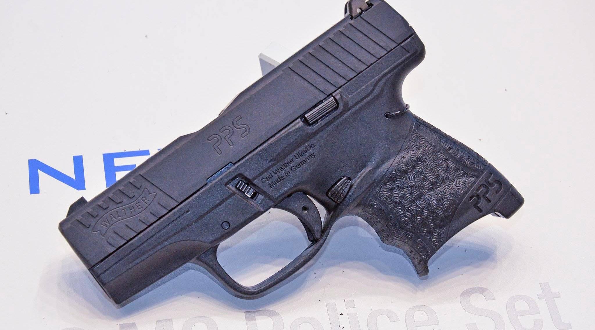 Пистолет walther pps m2