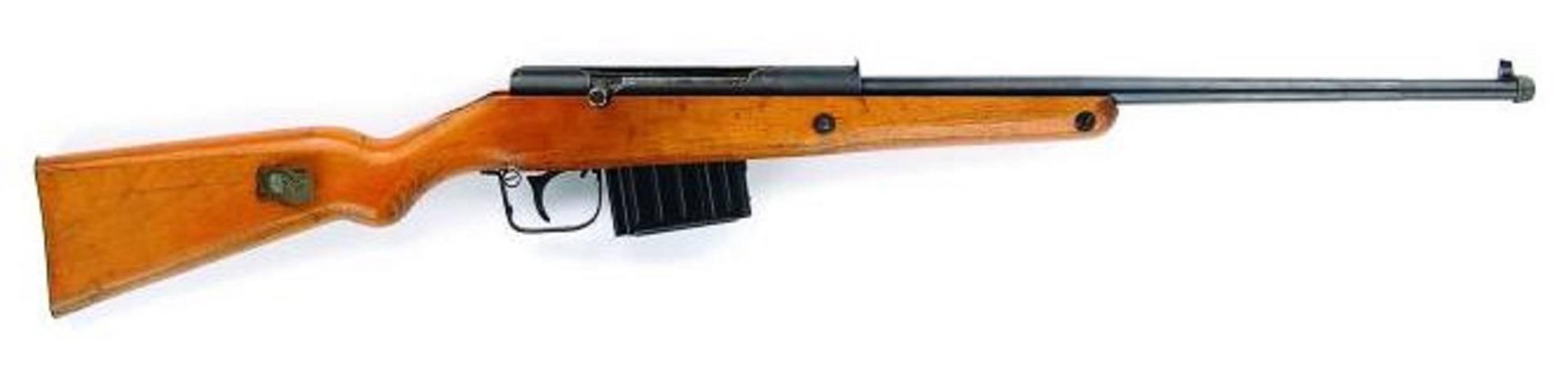Volksturmgewehr Gustloff