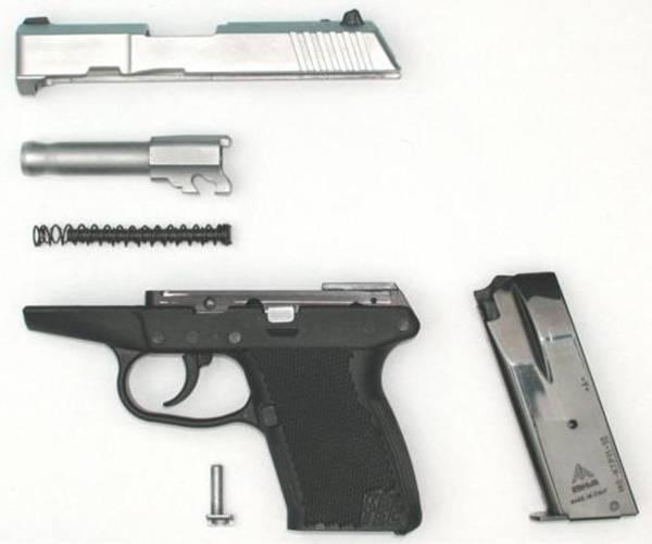 Карманный пистолет - идеальный вариант на лето!