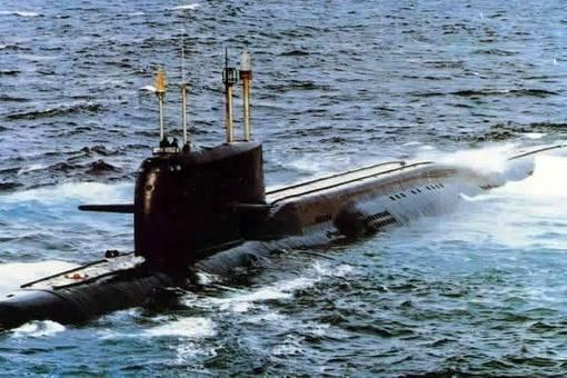 Подводные лодки проекта 667бдр «кальмар»