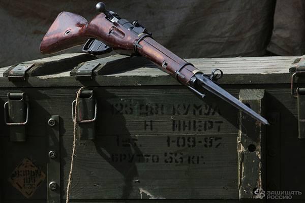 Бессмертная «трехлинейка». история легендарной винтовки мосина