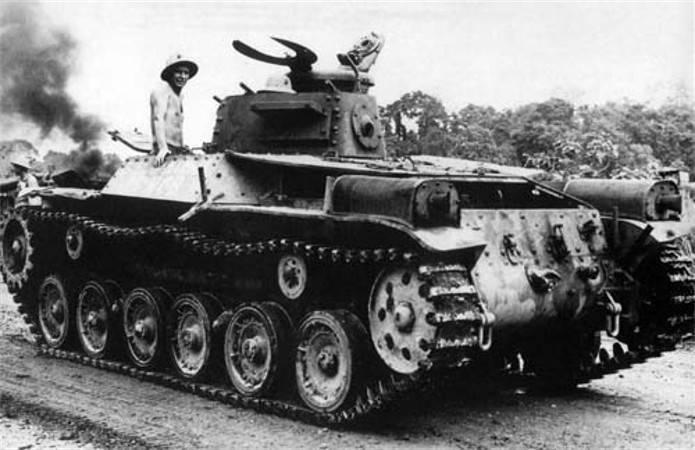 """Японский """"чи-ха"""" – защитник суши. японский """"чи-ха"""" – защитник суши японский танк чи и показать описание"""