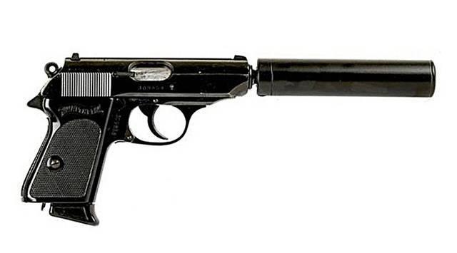 Пистолеты системы «вальтер»: характеристики, модификации