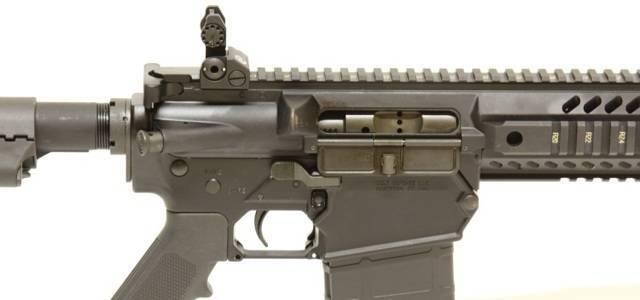 Самозарядный карабин Bushmaster 308 ORC