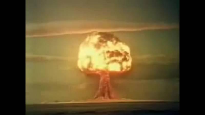 Рукотворная звезда: термоядерная бомба