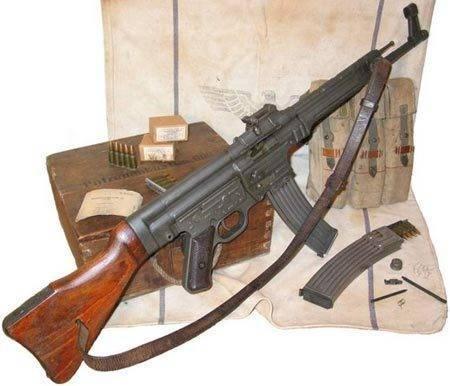Видео: штурмовая винтовка haenel stg.44 (mp 44)