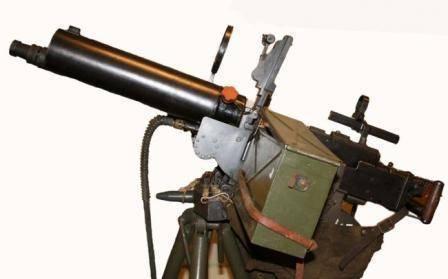 Браунинг m1919 — википедия