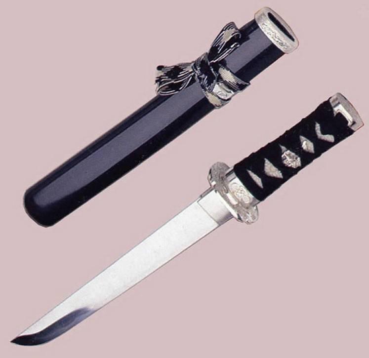 Танто: самый короткий меч самурая
