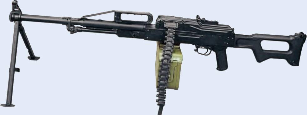 "Пулемет пкп ""печенег"""