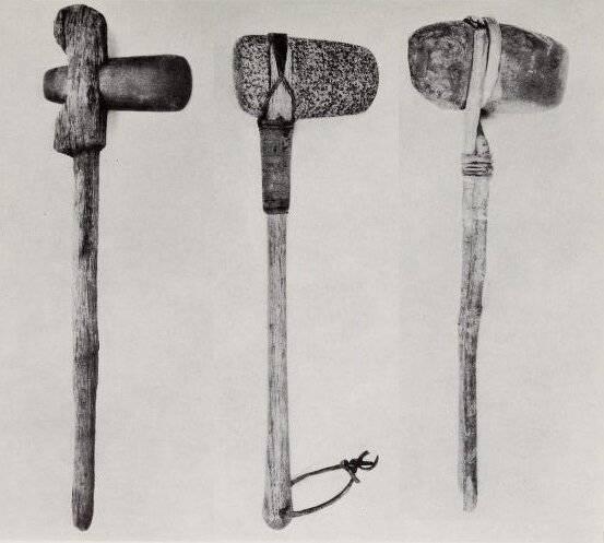 Боевой топор томагавк: от истории к современности