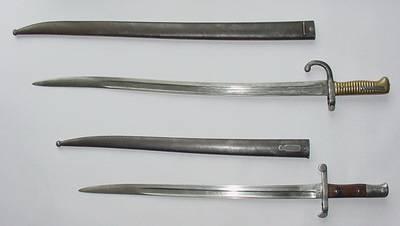 Ятаган: смертельный клинок янычар (7 фото)