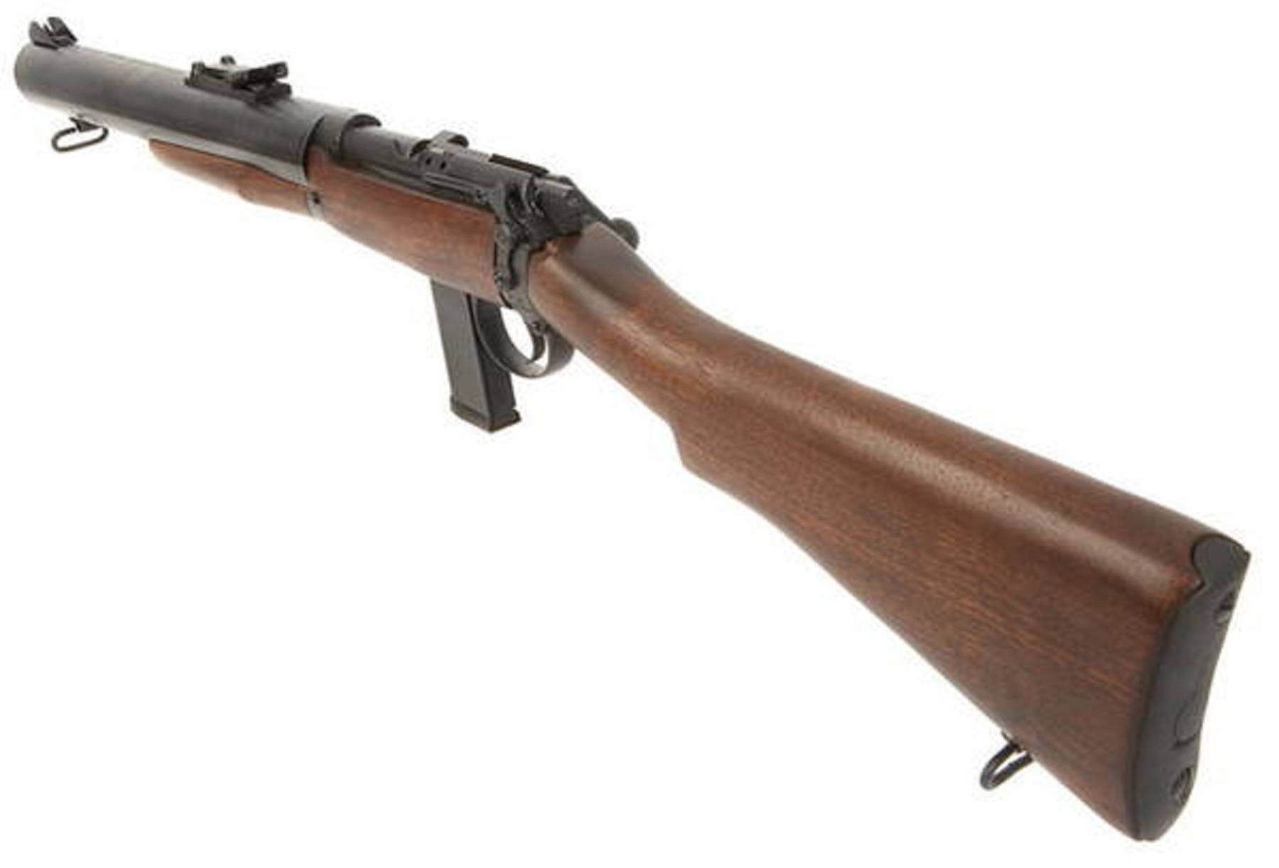 Де лизл - de lisle carbine - qwe.wiki