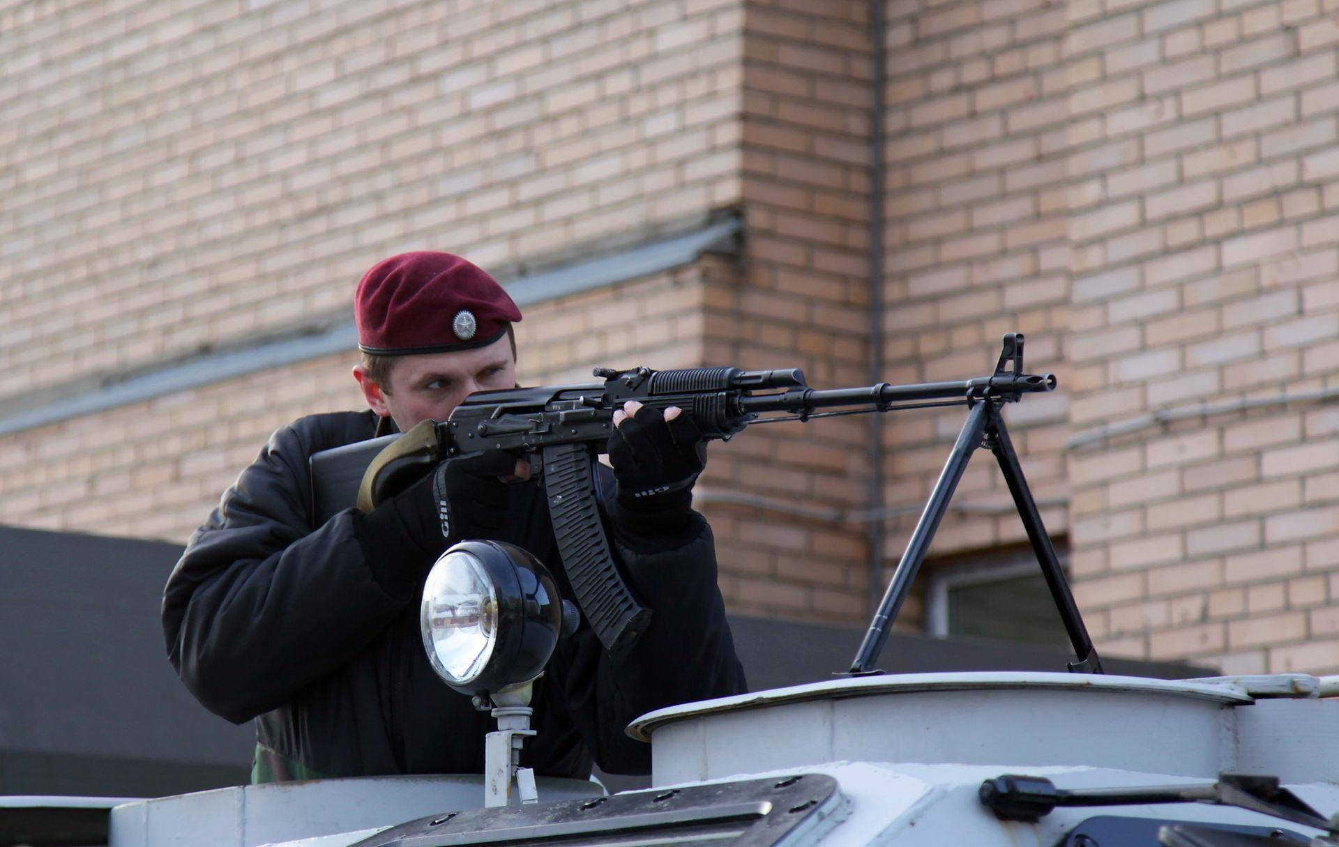 Пулемет РПК 74М