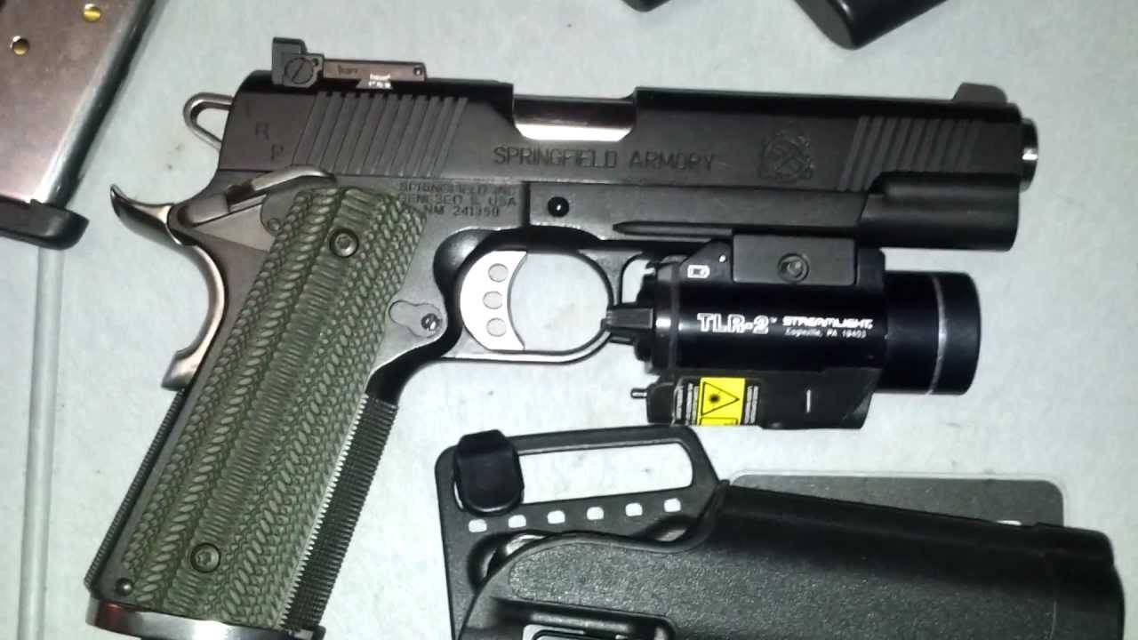 Springfield armory 1911 series - internet movie firearms database - guns in movies, tv and video games