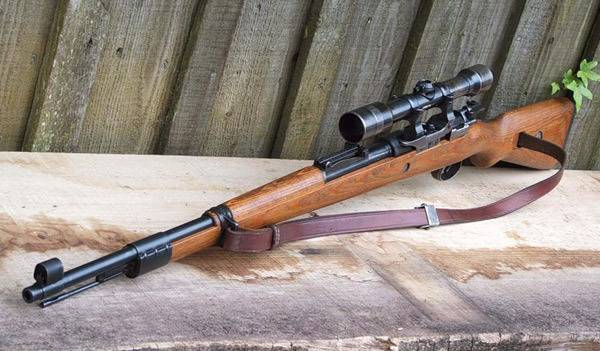 Mauser 98k — википедия. что такое mauser 98k