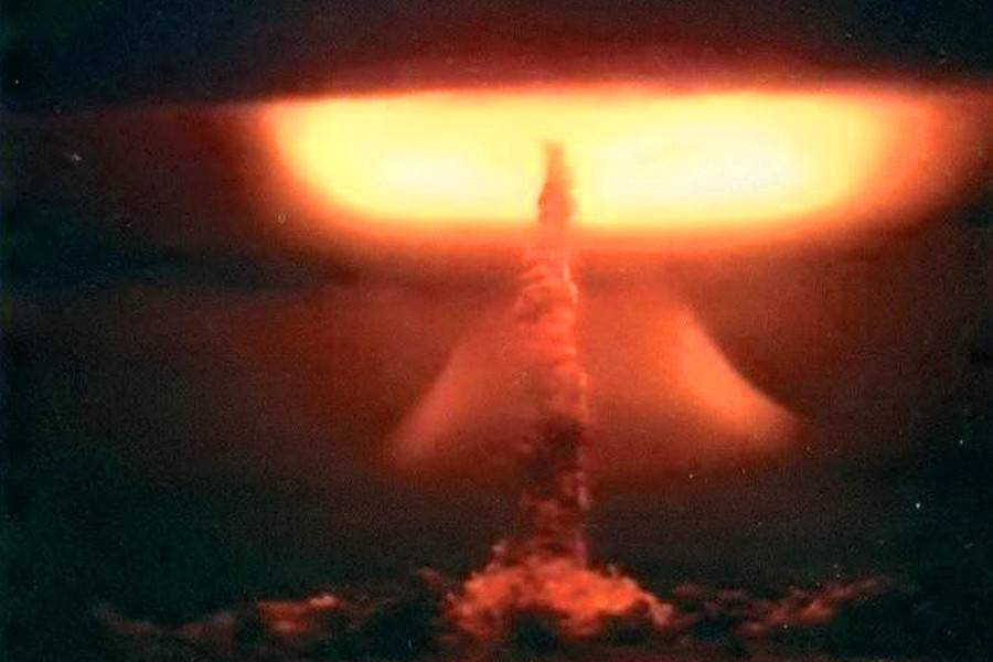 Водородная бомба | энциклопедия кругосвет