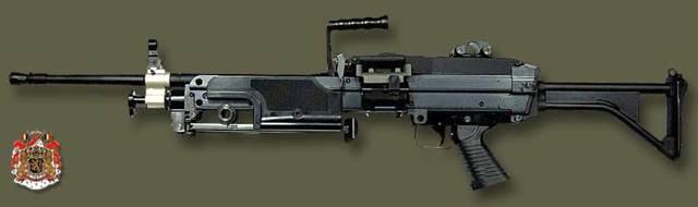 Пкм vs. fn mag: чей пулемёт круче?