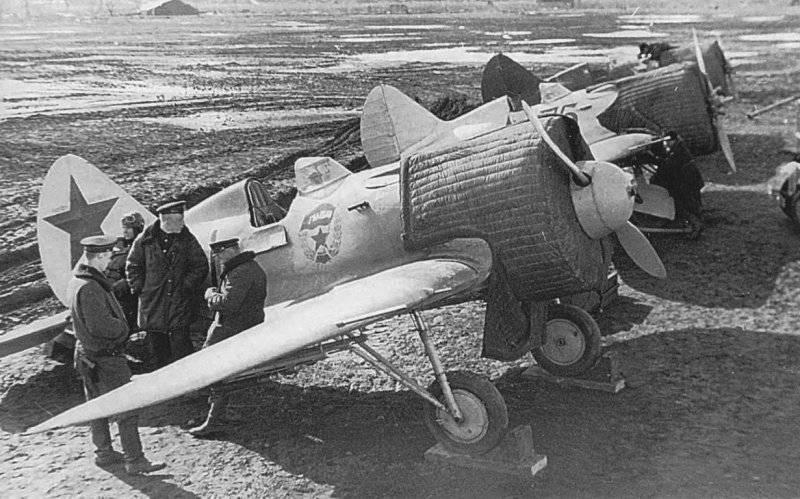 И-16 боевой «ишак» сталинских соколов часть 2 (3 стр.)