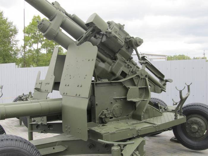 Зенитная 100 мм пушка кс-13 (ссср) и возможная аи сау с этой пушкой.