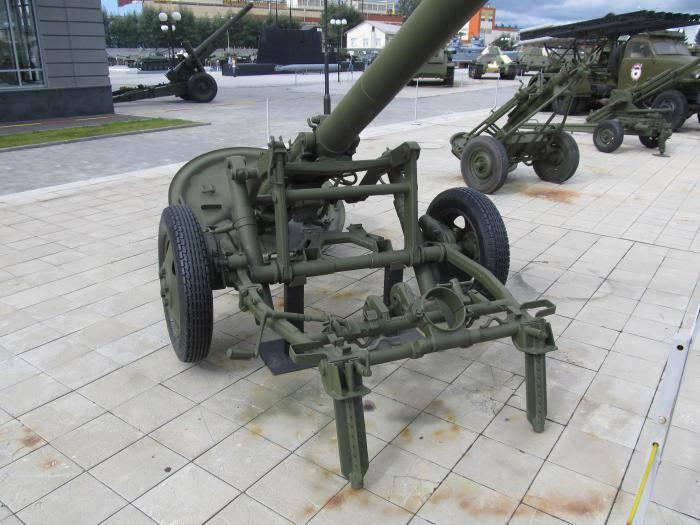 160-мм дивизионный миномёт образца 1949 года (м-160) - википедия