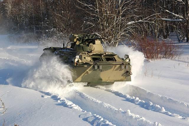 БТР-82А – своевременная модернизация или шаг назад
