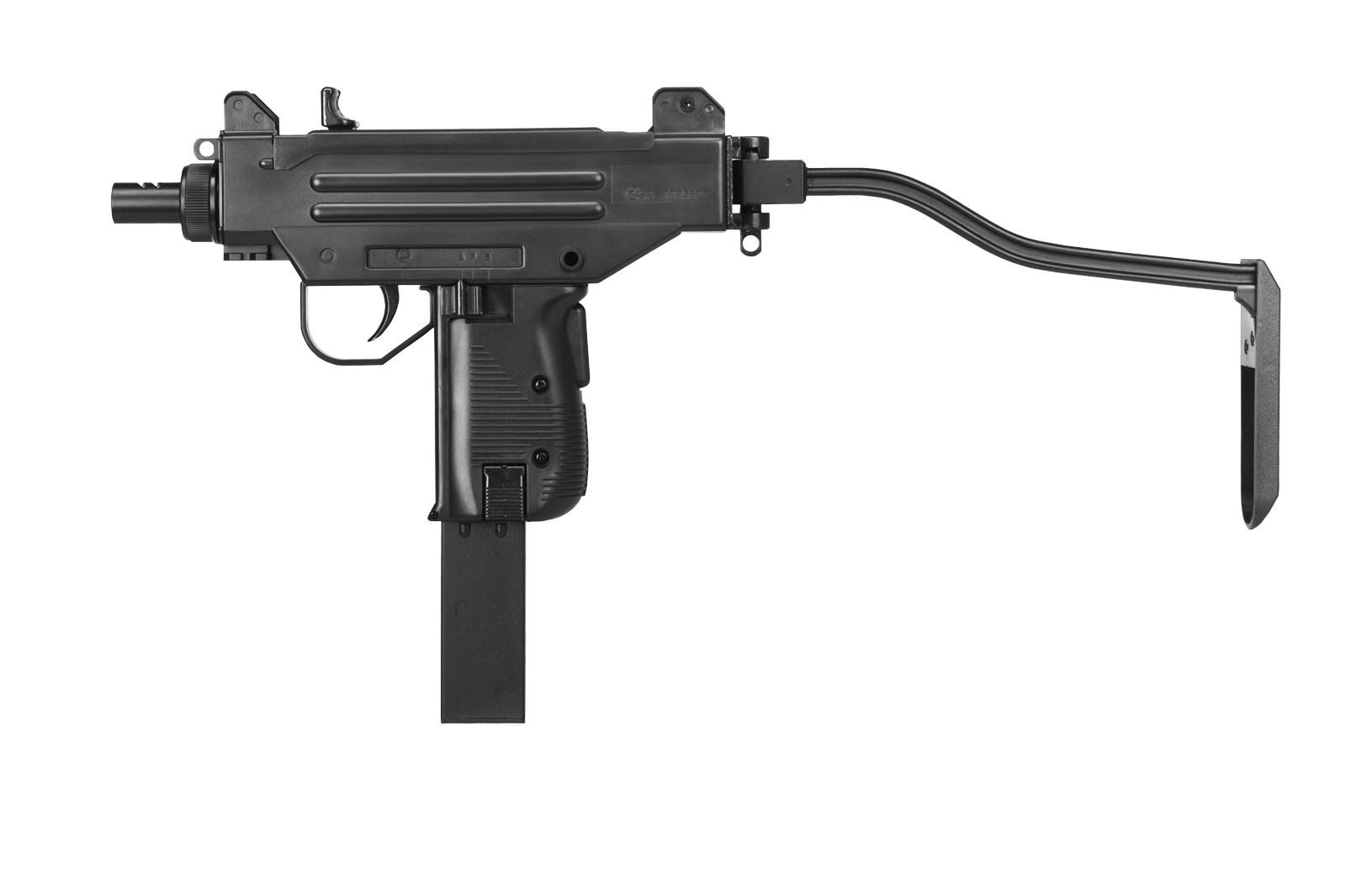 Пистолет-пулемет Mini Uzi