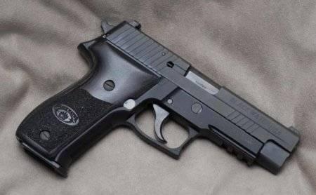 «курок» — пистолет sig sauer p210 | фото, описание, характеристики.