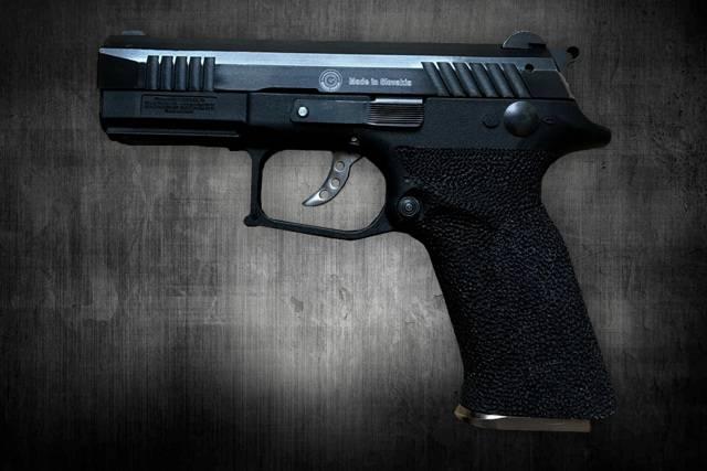 Пистолет grand power p1