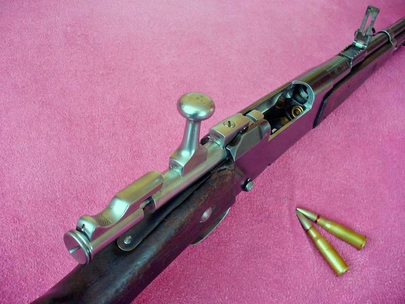 Винтовка lebel мle 1886/93 м27 и карабин lebel мle 1886/93 r35