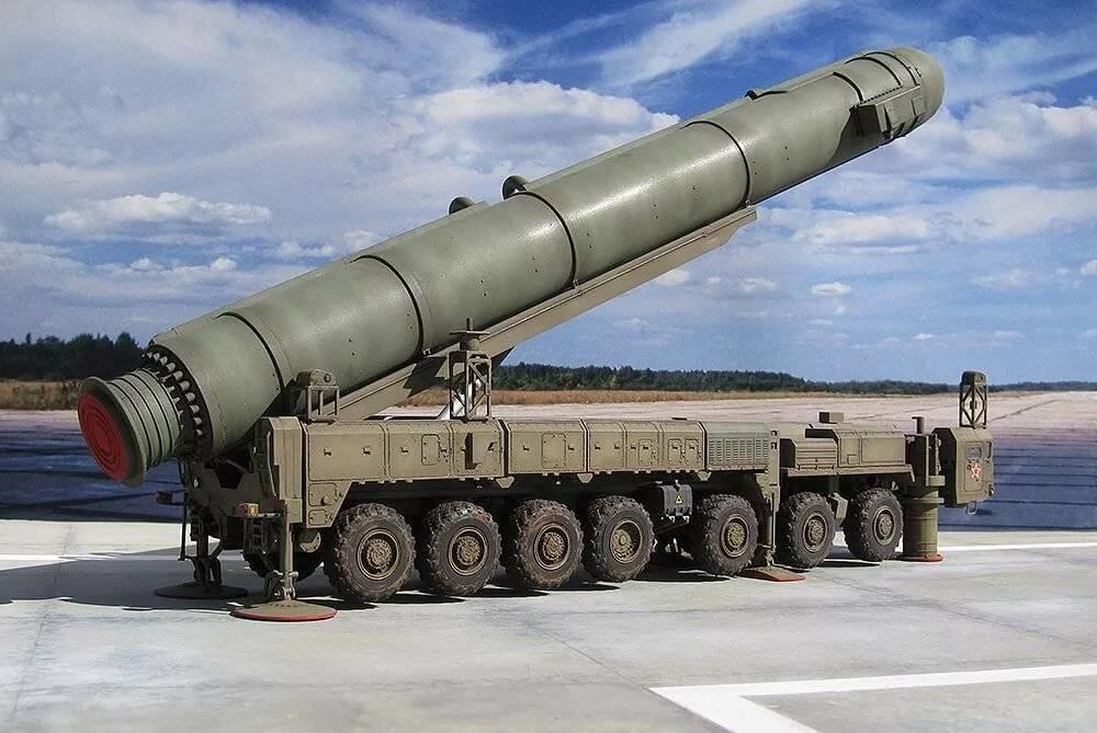 """Рт-2пм2 """"тополь-м"""" - российский ракетный комплекс"""