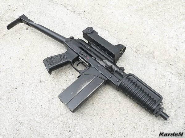 Оц-14 гроза ттх. фото. видео. размеры. скорострельность. скорость пули. прицельная дальность. вес