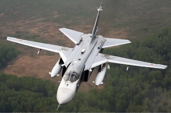 Су-24. фото. характеристики. история