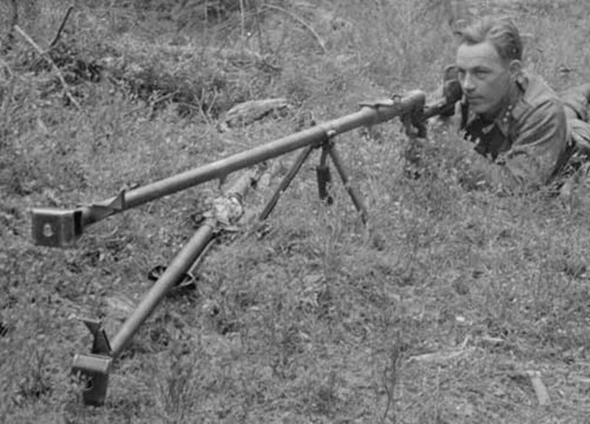 Противотанковое ружье птрc-41