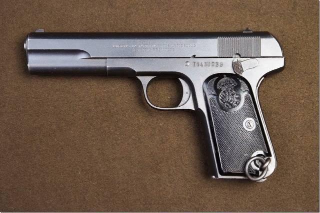 Пистолет browning m1903