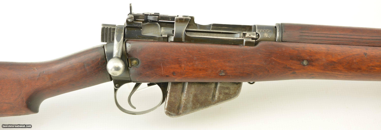 Винтовка Lee-Enfield Mk I