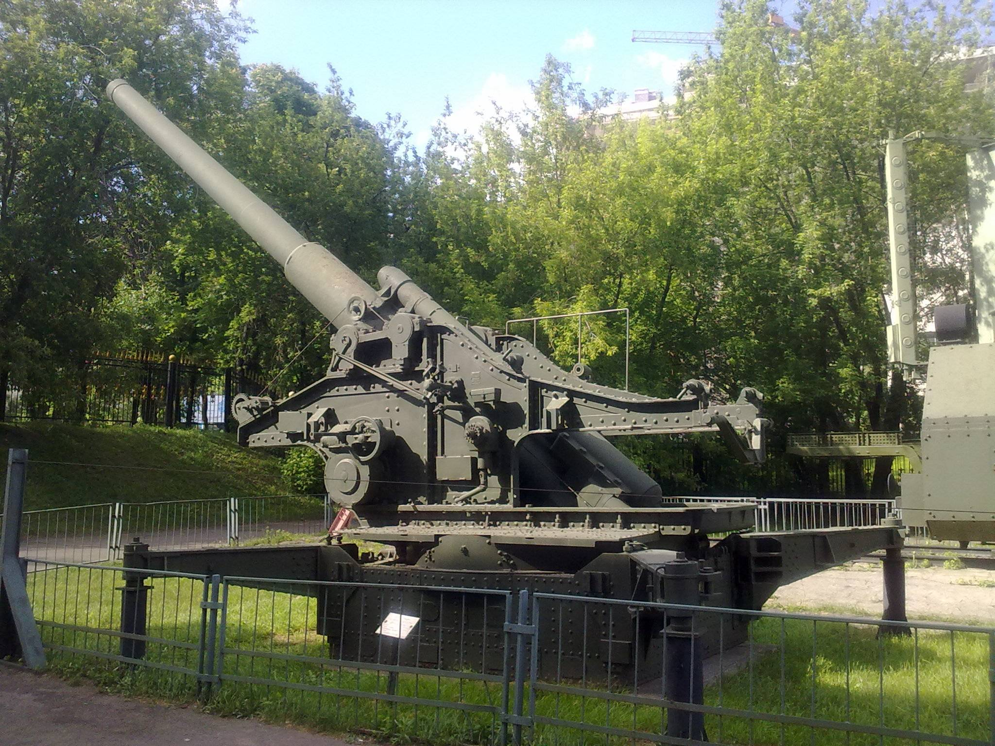 210-мм пушка образца 1939 года (бр-17) — википедия переиздание // wiki 2