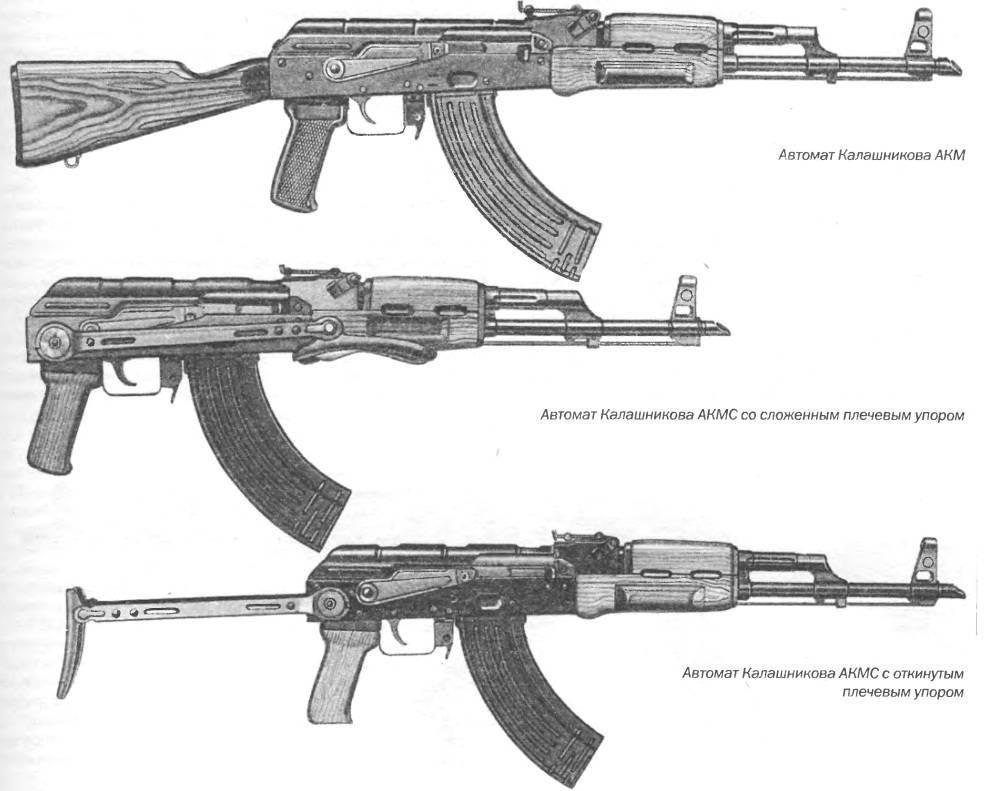 Автомат калашникова всех времен и народов и самое лучшее стрелковое оружие на планете