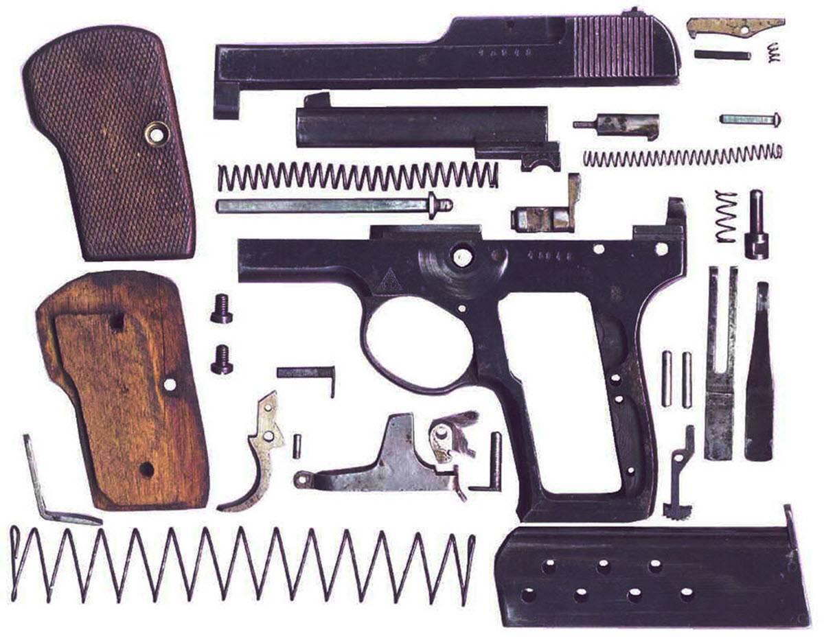 Пистолет коровина — википедия