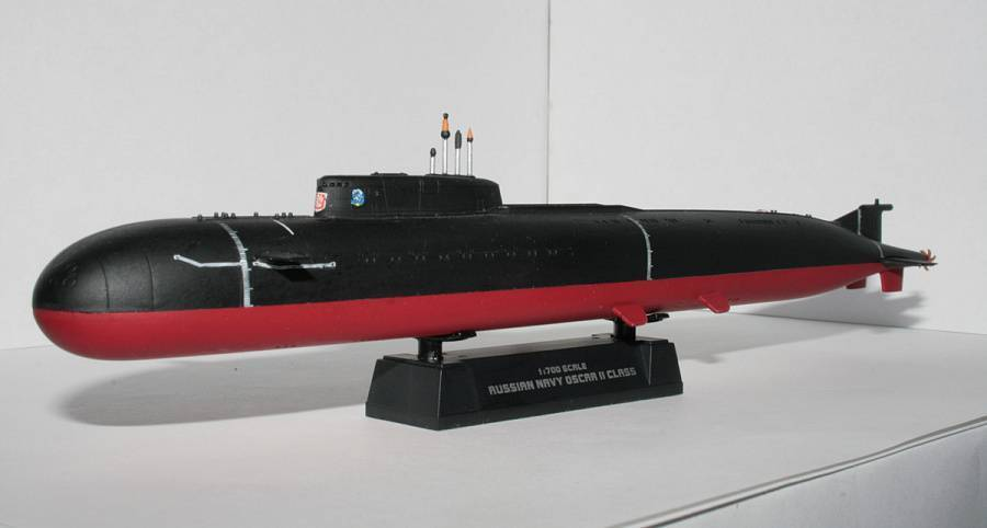 Подводные лодки проекта 949а «антей»: история и перспективы