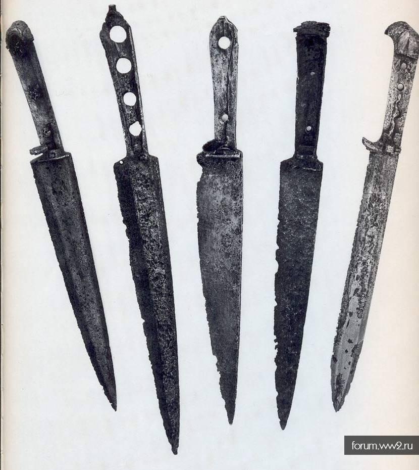 Военное дело якутов, ч. 2: боевая сибирская пальма и вымерший таежный меч