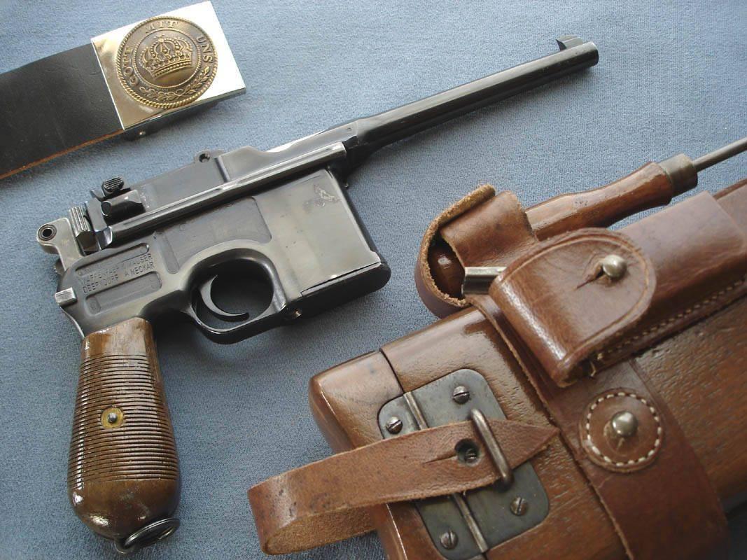 Реферат тт (пистолет)
