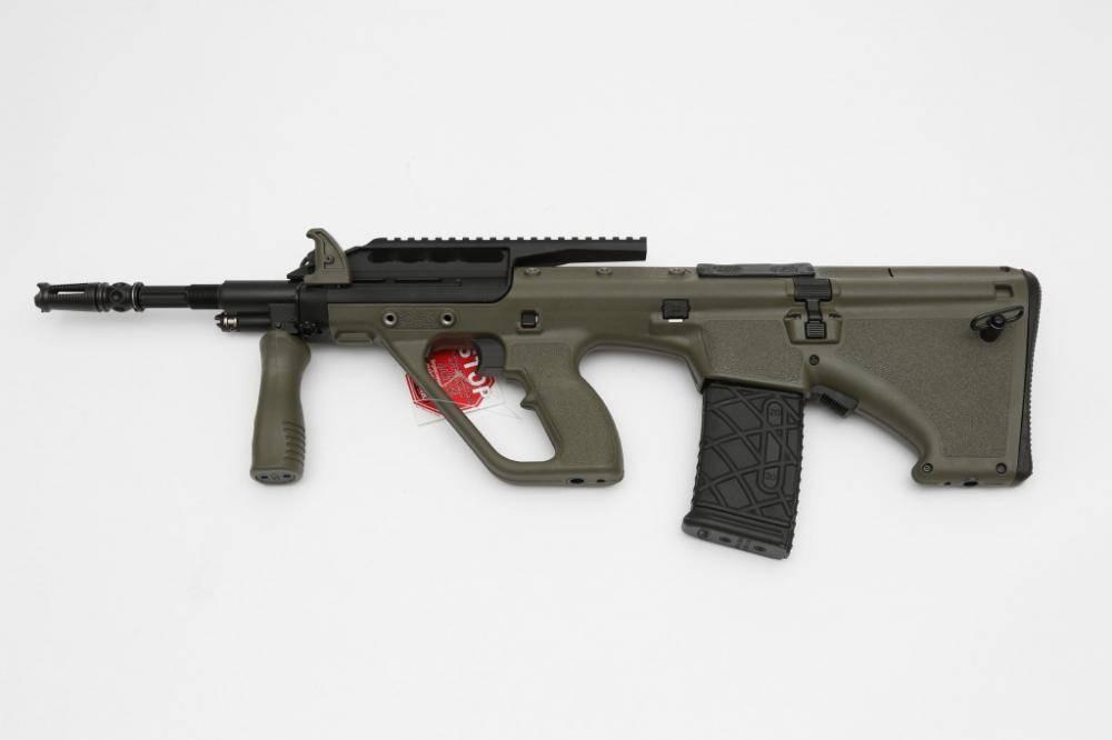 Msar stg-556 rifle - энциклопедия стрелкового оружия хх и ххi веков - словари и энциклопедии