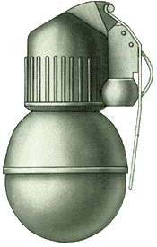 Граната рго: принцип действия, устройство и тактико-технические характеристики