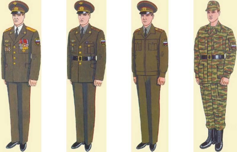 Парадная форма мо рф нового образца. форма военнослужащих вс рф — от гусарского мундира до офисной формы. размещение, ношение петлиц на офисной форме