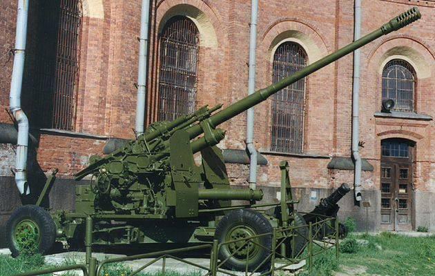 85-мм зенитная пушка кс-18 — википедия переиздание // wiki 2