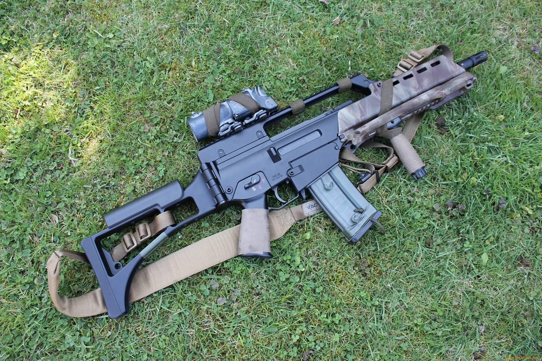 Штурмовые винтовки африки — лучшие современные боевые образцы