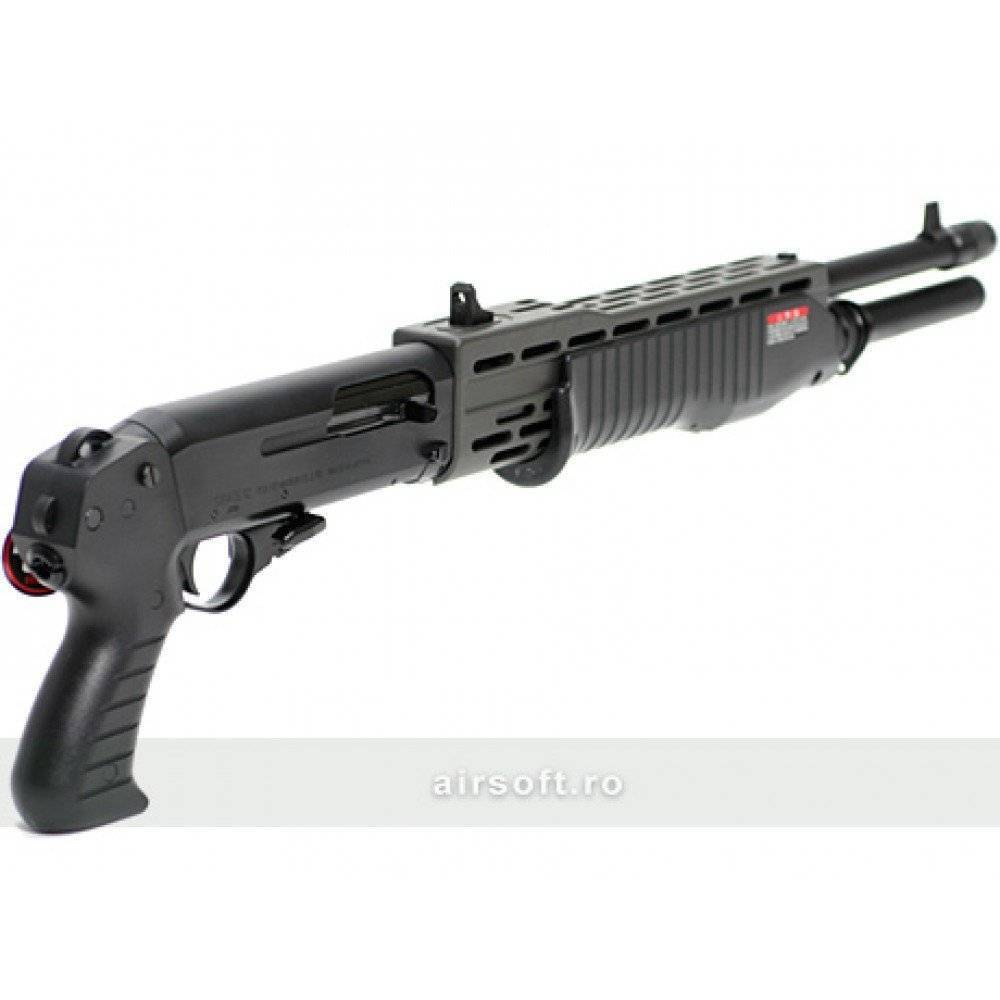 Franchi spas-12 - internet movie firearms database - guns in movies, tv and video games