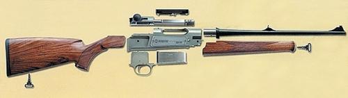 Карабин МР-142К